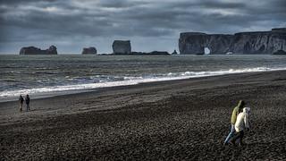Reynisfjara Black-Sand Beach XV