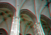 Grote- of Lebuïnuskerk Deventer 3D (wim hoppenbrouwers) Tags: groteoflebuinuskerk deventer 3d anaglyph stereo redcyan grote lebuïnuskerk