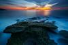 Sunset Cliffs: 11/16/17 no.2 (tltichy) Tags: california coast ocean pacific sandiego sunset sunsetcliffs