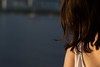 IMG_8557 (lucasmorais99) Tags: rio de janeiro urca baia river girl woman garota mulher cabelo sol golden hour hora 50mm canon clouds nuvens