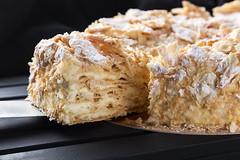 Napoleon (fb.com/SlavaGalaka) Tags: napoleon cake sweet dessert homemade home love foodphotographer food foodstyling foodphotography foodporn foodphoto slavagalaka ukraine kyiv canon 6d 24105