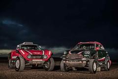 Új fejezetet nyit a MINI a Dakar Rali negyvenéves jubileumán (autoaddikthu) Tags: autó autósport dakar jármű kocsi mini