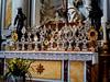 Baroque silver reliquaries at Friary of Santa Maria degli Angeli at Assisi (Carlo Raso) Tags: umbria assisi reliquary silver