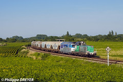 BB69473 sur train Gevrey Nevers vers Réminy (philippedreyer1) Tags: