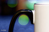 Coffee Mug Bokeh (Scott Stults) Tags: canon eos rebel t6i efs 1855mm is stm aperture priority extension tube coffee mug bokeh