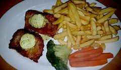 Ristorante Atlantico - GPS Altitude ~ 524m (eagle1effi) Tags: ergenzingen essen ristorante atlantico restaurant portugiesisch deutsch küche portugiesische
