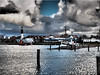 The harbor of Timmendorf on the island Poel (Ostseetroll) Tags: deu deutschland geo:lat=5399207744 geo:lon=1137355133 geotagged inselpoel mecklenburgvorpommern timmendorf ostsee balticsea hafen port leuchtturm lighthouse fischerboot fishingboat