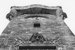 Landungsbrücken (michael_hamburg69) Tags: hamburg germany deutschland hansestadt landungsbrücken harbor hafen pegelturm uhr ziffernblatt face gesicht stpaulipiers stpauli