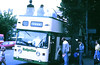 Slide 110-16 (Steve Guess) Tags: leyland atlantean badgerline open topper topless top winchester fokab hampshire england gb uk bus