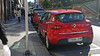 Renault Clio (Jusotil_1943) Tags: 171117 coche car redcars