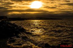Newton Shore (red.richard) Tags: newton shore sea waves sun sky clouds maritime marine