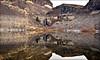 Desert waters (@GilAegerter / klahini.com) Tags: nikon nikkor 2850mmf35ais hiking lakes easternwashington columbiariverbasin manualfocus manuallens scrambling landscape landscapephotography autumn