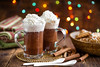 hot chocolate (aliesonschofield) Tags: hot cream xmas decoration cafe warm table two milk dessert caffeine liquid coffee cacao garland chocolate celebratory gourmet traditional cozy wood whipped creamy winter merry chantilly valentine food year glass delicious sweet beverage new drink holiday cup festive christmas cocoa mug dark mousse cookies christmastime wooden eve noel happy rustic