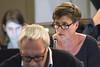 PVDA fractie tijdens gemeenteraad Antwerpen (han Soete) Tags: genra mie branders miebranders