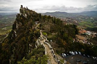 San Marino - Torre Cesta - 11-30-12