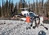 field crew (DJHuber) Tags: helicopter stevenson creek ospika system williston reservoir british columbia canada bc field work