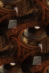 Kuppel im Petersdom (Jasardpu) Tags: petersdom seamless