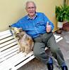Mi mascota y yo (jagar41_ Juan Antonio) Tags: perros perro personas persona autorretrato mascotas mascota