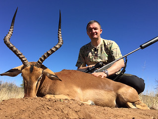 Namibia Hunting Safari 68