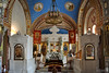 Magnificent Interior of the Home Church of Romanovs in Livadia (Guide, driver and photographer in Moscow, Russia) Tags: churchinterior crimea holycrosschurch livadia romanovschurch russia cathedrals churches homechurch religion yalta ru