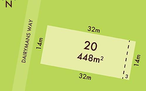 Lot 20, 17 Dairymans Way, Bonshaw VIC