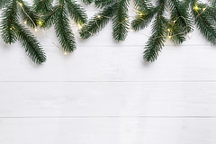 christmas or new year background (lyule4ik) Tags: christmas background winter decoration holiday branch celebration table xmas frame composition border wallpaper ornament desk flatlay mockup wedding wooden lifestyle above overhead package romantic comfort anniversary arrangement 20172018 anisestar cardribbon copyspace creativeconcept firtree fluffyplaid giftbox handicraft homecozy knittedblanket merrychristmas newyear paperpresent pinecone topview trendvintage trendypostcard whitegreen wrapper white fir green