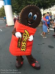Hersheypark And Hershey S Chocolate World At Disney