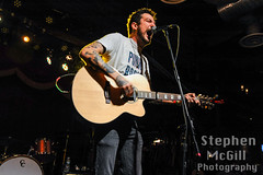Frank Turner (smcgillphotography) Tags: frankturner music shows rock indie punk brooklyn newyork live gigs concerts performer stage instrument brooklynbowl