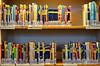 - mann - (-wendenlook-) Tags: color colors bücher books bücherei library sony a7ii 5518 55mm 160 f35 iso800