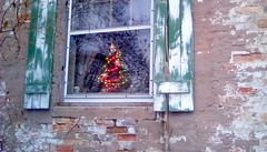 Christmas window decoration! - HWW 365/28