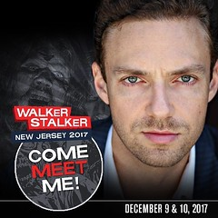 Dis weekend, y'all... . . . @walkrstalkrcon #WSCNJ @ New Jersey Convention and Exposition Center https://t.co/wtOTy7zKk9 - Posted by Ross Marquand (Aaron) (WalkingDeadCast) Tags: aaron alexandrians