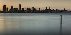 Adventure 9 '17 (MarkWaidson) Tags: liverpool waterfront river mersey sunrise le formatt hitech 10stop