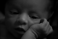 Deep in thoughts (amohanlal) Tags: child childhood children newborn newbornphotography kid boy baby cute