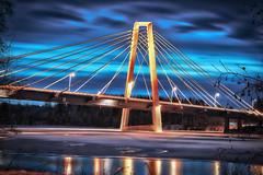 Kolbäcksbron IV (johan.bergenstrahle) Tags: 2017 umeälv umeå december kolbäcksbron river umeriver vinter winter älv