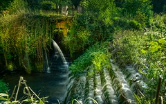 Waterfall- 4012 (YᗩSᗰIᘉᗴ HᗴᘉS +11 000 000 thx❀) Tags: waterfall water green nature cascade arbre namur wallonie belgium belgique europa europe hensyasmine