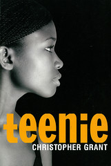 Teenie (Vernon Barford School Library) Tags: christophergrant christopher grant africanamericans brooklyn newyork dating familylife highschool highschools school schools realisticfiction realistic fiction youngadult youngadultfiction ya vernon barford library libraries new recent book books read reading reads junior high middle vernonbarford fictional novel novels paperback paperbacks softcover softcovers covers cover bookcover bookcovers 9780375854903
