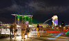 Light show @ Marina Bay Sands (S.T.Chang) Tags: marinabay night lightshow light merlion walk bridge water colour color marinabaysands stroll esplanadebridge