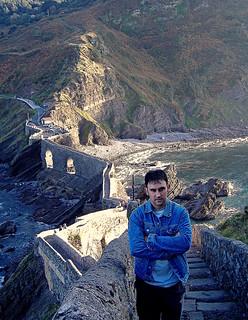 Isla de Rocadragón (también conocida como Dragonstone... o San Juan de Gaztelugatxe)