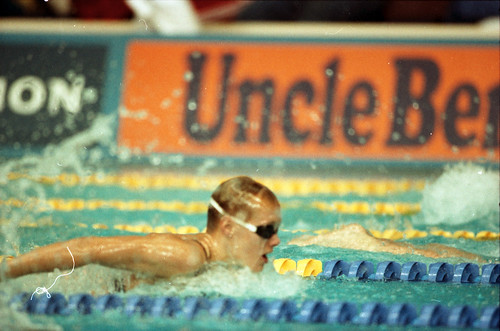 127 Swimming EM 1993 Sheffield