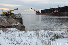 lat112317dkwd_rb (rburdick27) Tags: leeatregurtha interlakesteamshipcompany marquette lakesuperior scenicmichigan tugboat tug