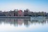 Chelsea Embankment (michaJlS) Tags: london thamese chelsea battersea longexposure embankment river reflection