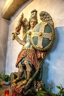 St Michael In Colour