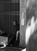 well done...bank of Greece... (Michael Kalognomos) Tags: homeless athens bank ef85mmf18usm streetlife streetphotography canoneos5dmarkiii blackandwhite bw man monochrome roofless greece