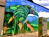 La CIUDAD cuenta lo que sus muros hablan - The CITY tells what its walls speak. (goma741) Tags: memorial conmemorativo colombia callejón escritura free libre arcén andén exterior external viajero traveles world mundo grafiti graffiti art arte colors color urban urbano street calle wall muro gente retrato pintura acera personas ilustración mosaico geometría envigado paisaje streetart iphone