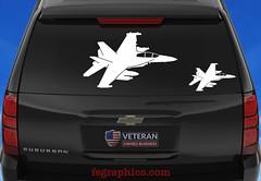 EA-18G Growler Decal / Sticker (nathan.tilton) Tags: fa18 fa18c fa18d fa18e fa18f ea18g ea18ggrowler decal sticker vinyldecal growler ea18 navy