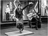 Street Flamenco-3 (vzotov.doc) Tags: xf1855mmf284 r lm ois fujifilm xt1 dance woman flamenco monochrome siti street europe vladimir zotov