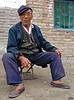 Retired worker (China) (Guy World Citizen) Tags: portrait outdoor natural light people man retratos ngc retired worker china