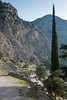 General view of Delphi with the Theatre at Delphi (Adlestrop Images) Tags: 4thcenturybc archaeology delphi firstmilleniumbc fourthcenturybc greece sanctuaryofapollo temples ancientworld classical remains ruins