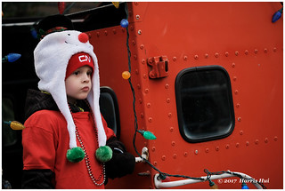 Look Forward To Santa - Santa Claus Parade XP7398e