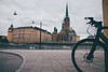 Cycling around (]vincent[) Tags: sweden sverige stockholm square trip green land house red yellow wheel cathedral domkyrka people self portrait window river kyrka girl pretty beautiful ginger swede park castle slot stortorget aifur pub bar viking restaurant us fork ghost walk night food blonde super mario subway station colorful market statue pacman flower metro tunnelbana cafe sten sture cheese dusk old friend wine store